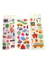 Sticker Back To School Assortis