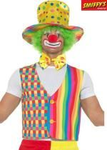 Kit De Clown Multicolore