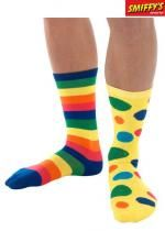 Chaussettes De Clown Adulte