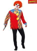 Kit De Clown Effrayant Multicolore