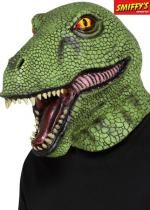 Masque Adulte Complet De Dinosaure En Latex