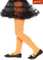 Collants Enfant Opaques Orange