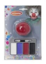 Un Kit De Maquillage Clown