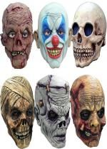 Assortiment De Masques Halloween