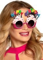 Lunettes Happy Birthday