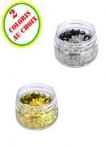 Pot De Paillettes Larges 25 Ml