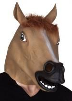 Masque En Latex Cheval