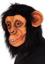 Masque En Latex Chimpanzé