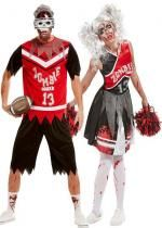 Couple Sport US Zombie