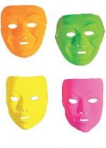 Lot 12 Masques Opera Fluo