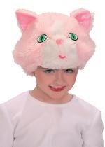 Coiffe Chat Peluche