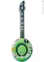 Guitare Hippie Gonflable