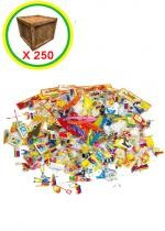 Lot 250 Jouets Assortis