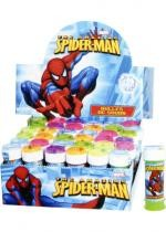 Bulle Savon Spiderman