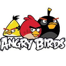 Costume Angry Birds