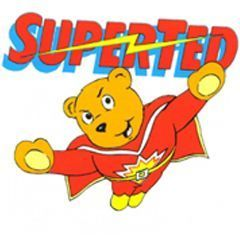 Costume Superted