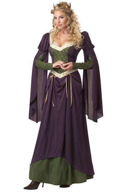 a0861321501 Déguisement Princesse Médiévale - Déguisement adulte Femme Le ...