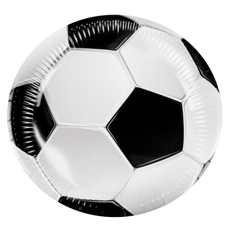 Vaisselle jetable th me football articles de f te vaisselles jetables le - Deguisement sportif annee 80 ...