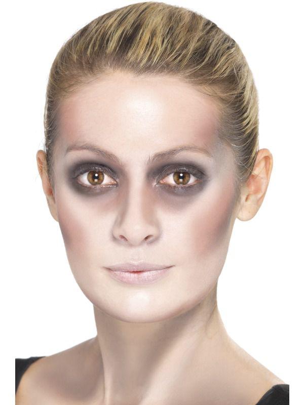 set maquillage zombie sanglant maquillage halloween le. Black Bedroom Furniture Sets. Home Design Ideas