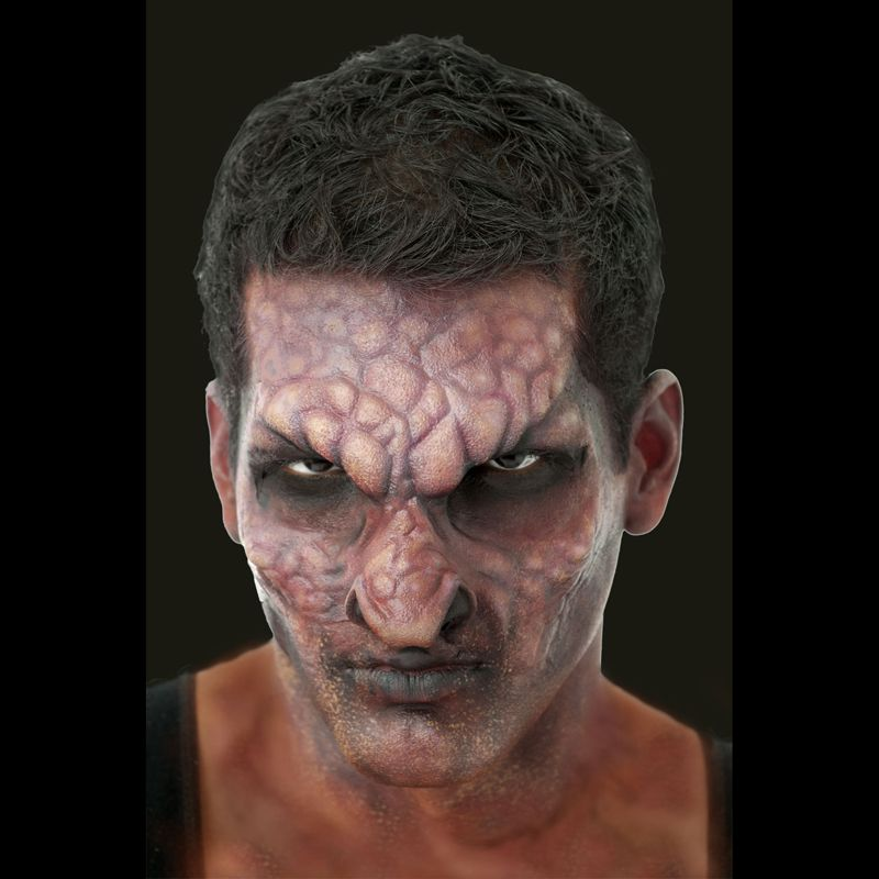 Proth Se En Mousse Maquillage Reptile D Mon Maquillage Proth Se Effets Sp Ciaux Le