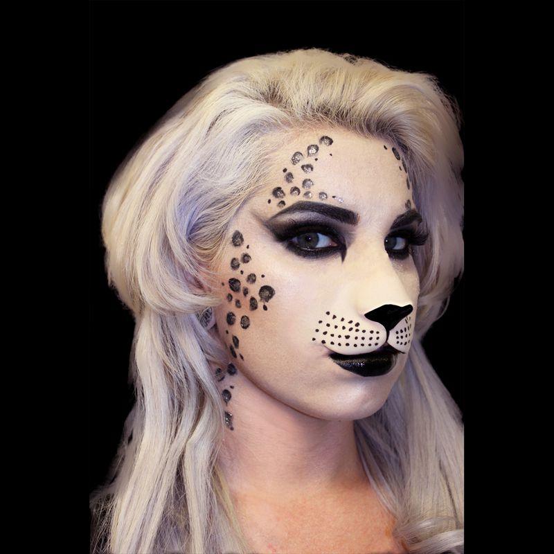 Maquillage chat facile adulte - Maquillage de sorciere facile a faire ...