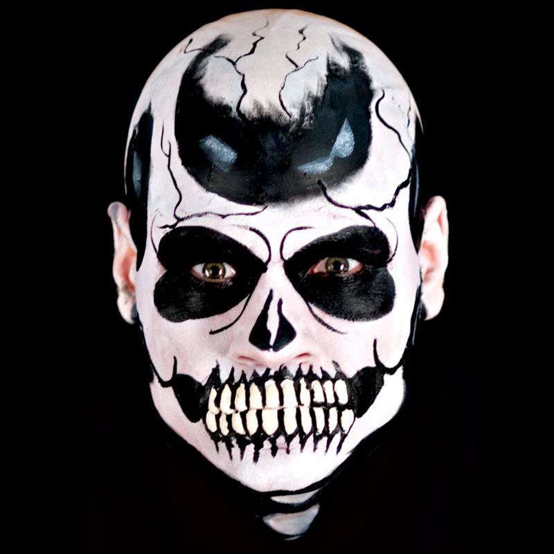 Bouche De Squelette En Latex Maquillage Proth Se Effets Sp Ciaux Le
