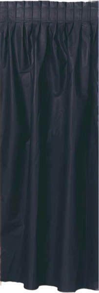 jupe de table plastique articles de f te vaisselles jetables le. Black Bedroom Furniture Sets. Home Design Ideas