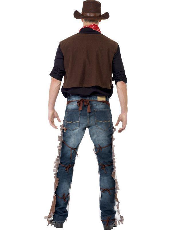 Deguisement de cowboy l deguisement adulte the wild west homme le - Deguisement western homme ...