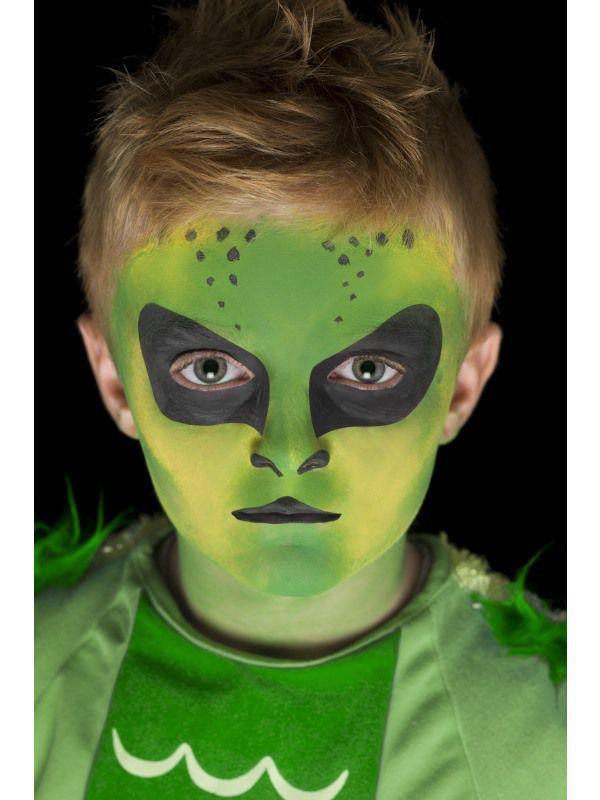 Kit De Peinture Alien Maquillage Halloween Le