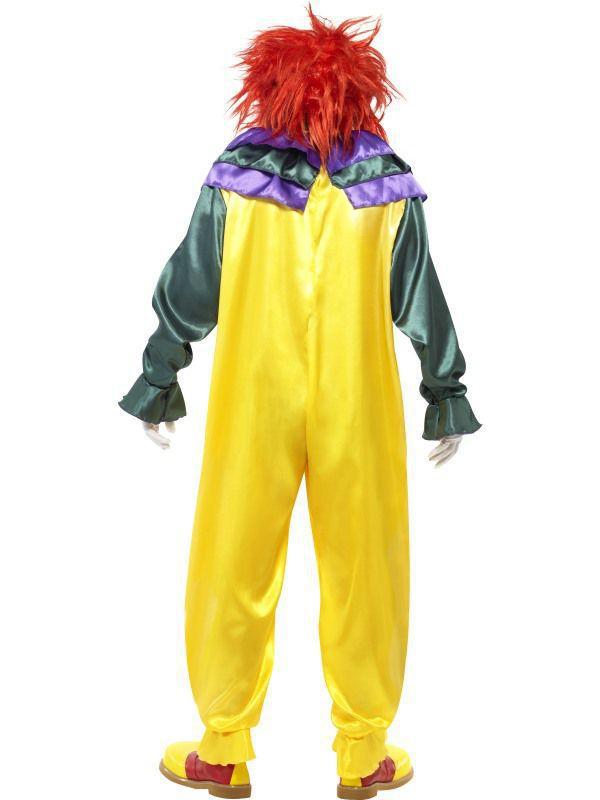 clown classique horreur d guisement adulte le. Black Bedroom Furniture Sets. Home Design Ideas