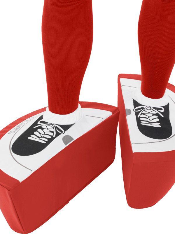 D guisement de subbuteo rouge d guisement homme adulte le - Deguisement sportif annee 80 ...