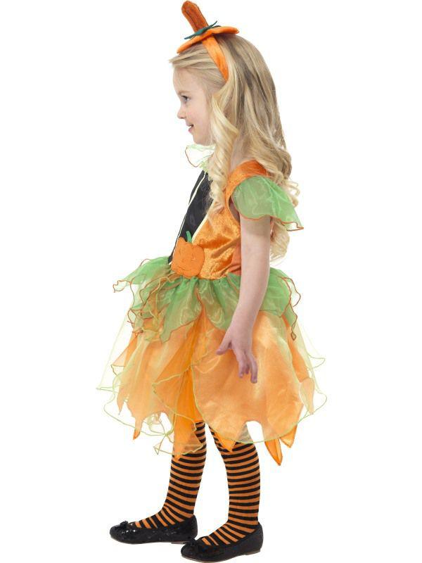 D guisement de f e citrouille enfant d guisement enfant halloween enfants le - Deguisement de citrouille ...