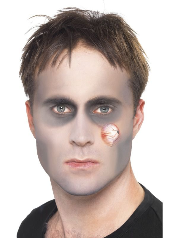 Déguisement Zombie , Maquillage
