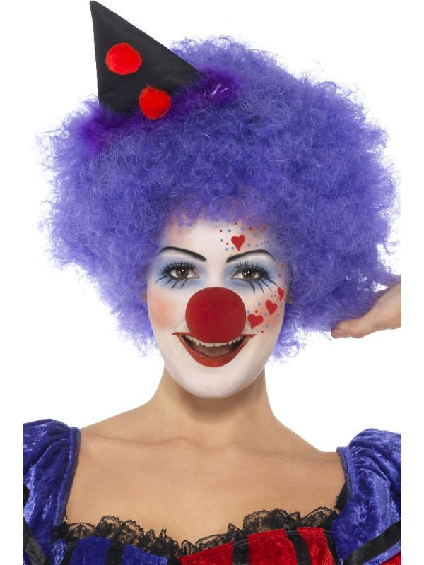 Cute halloween decorations for kids - Set Maquillage Clown Mechant Maquillage Halloween Le Deguisement Com