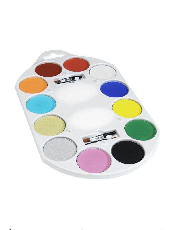 palette peinture corps et visage maquillage kits et palettes le. Black Bedroom Furniture Sets. Home Design Ideas