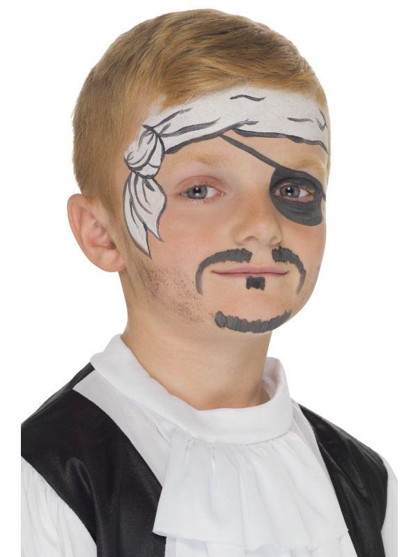 kit de peinture pirate maquillage kits et palettes visages le. Black Bedroom Furniture Sets. Home Design Ideas