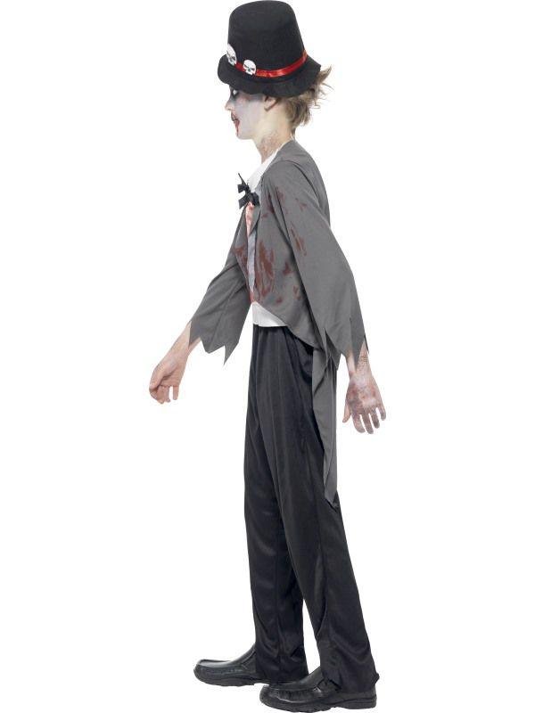D guisement groom zombie d guisement halloween enfant gar on le - Deguisement halloween enfant garcon ...