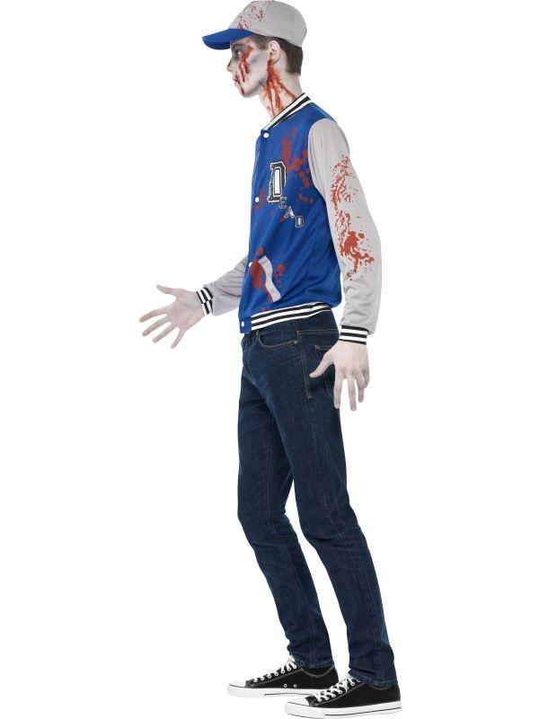 D guisement enfant zombie sportif d guisement halloween enfants le - Deguisement sportif annee 80 ...
