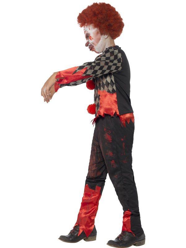 D guisement enfant luxe clown zombie d guisement halloween enfants le for Comfabriquer deguisement halloween enfant