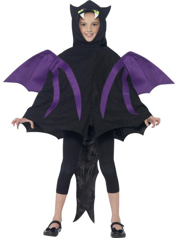 Cape enfant cr ature capuche d guisement halloween enfants le for Comfabriquer deguisement halloween enfant
