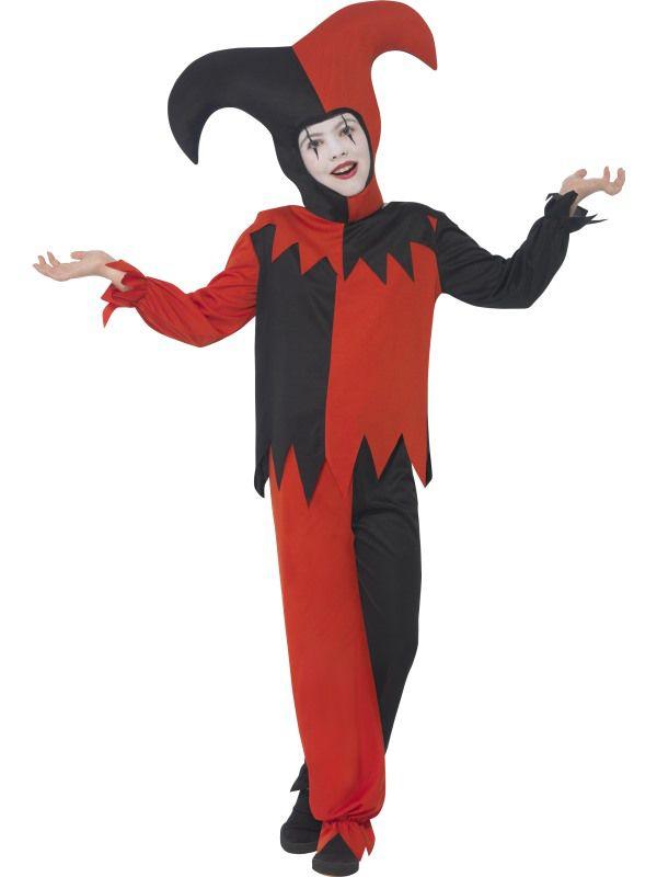 Célèbre Déguisement Enfant Fou Du Roi Tordu - Déguisement enfant Halloween  WV22