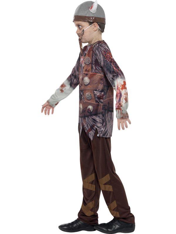 d guisement enfant zombie viking d guisement enfant halloween enfants le. Black Bedroom Furniture Sets. Home Design Ideas