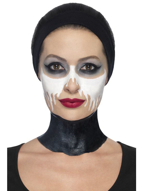 Kit maquillage latex liquide vampire fluo maquillage proth se effets sp ciaux le - Maquillage latex halloween ...