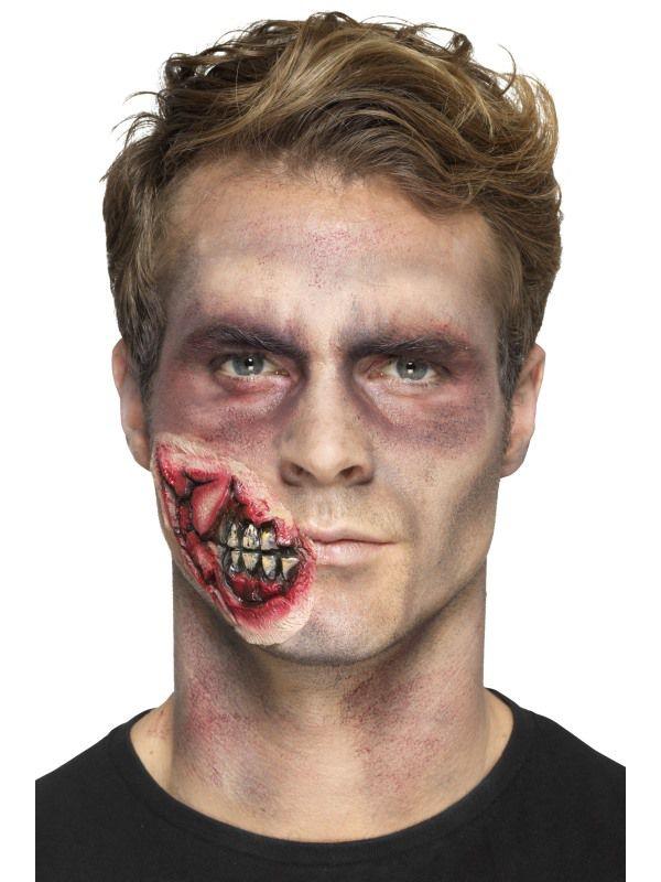 Maquillage; Costume Halloween; Zombie; Déguisement Zombie; Déguisement  Prothèse Effets Spéciaux; Costume Halloween