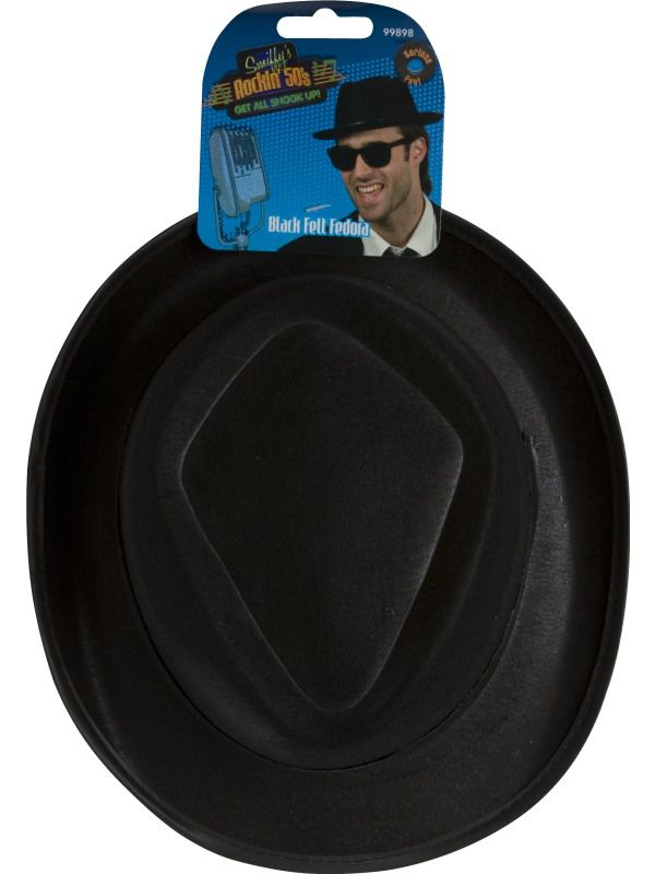 Dguisement Blues Brothers noir taille M - Film/Acteur