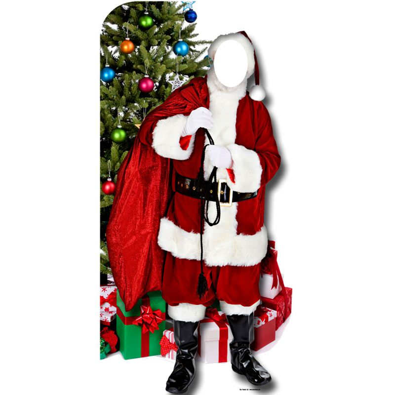 Decor Passe Tete Noel