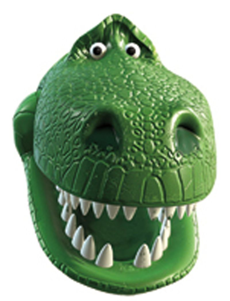 Masque carton adulte rex le dinosaure toy story masques adultes le - Dinosaure toy story ...