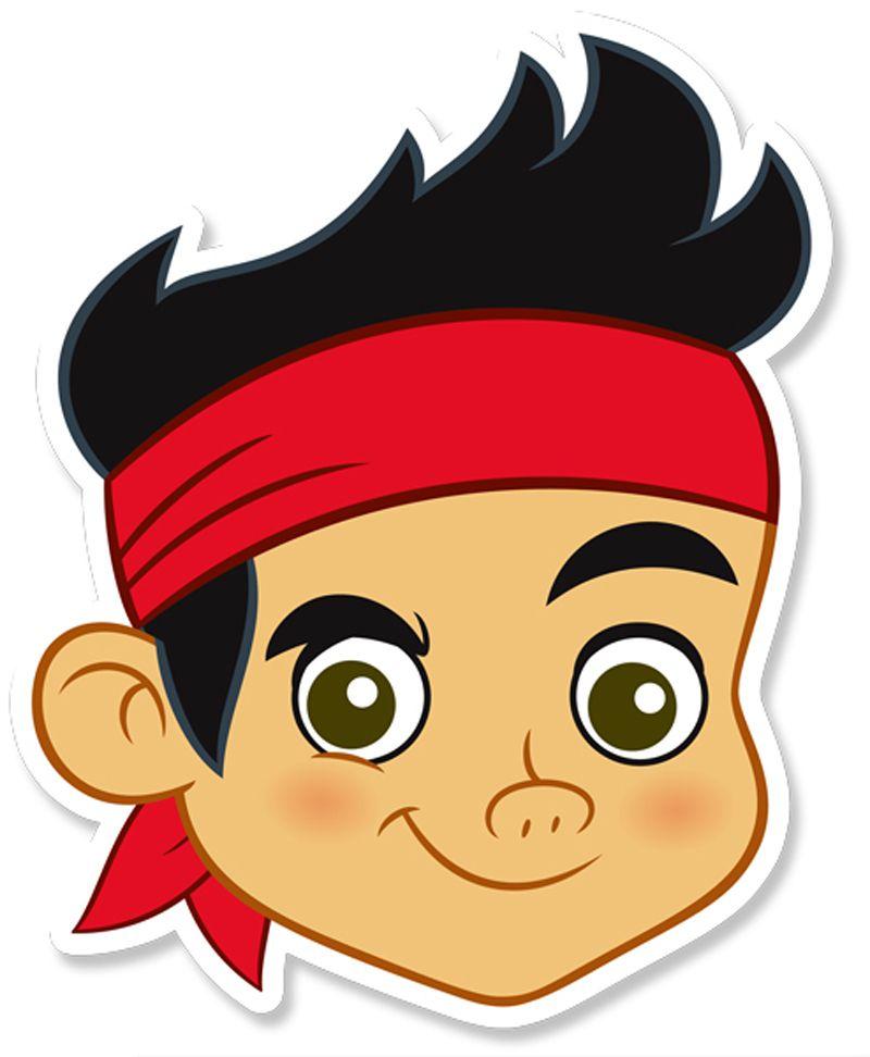 Masque jake et les pirates masques adultes le - Jack et le pirate ...