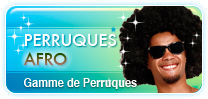 Perruques Afro